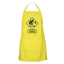 Elderly People Fishing Apron