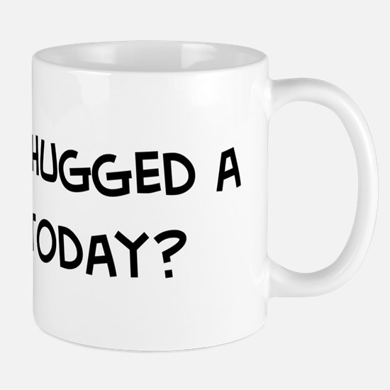 Hugged a Shrink Mug