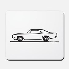 1969 Dodge Charger Mousepad