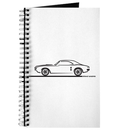 1968 Pontiac Firebird Journal