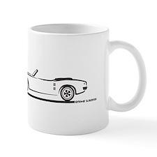 1968 Pontiac Firebird Convertible Mug