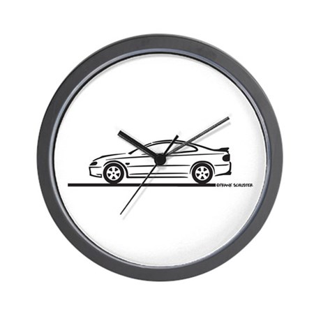 2004-06 Pontiac GTO Wall Clock