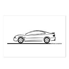 2004-06 Pontiac GTO Postcards (Package of 8)