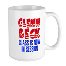 Glenn Beck Class is Now in Session Mug
