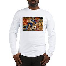 Egyptian Art Long Sleeve T-Shirt