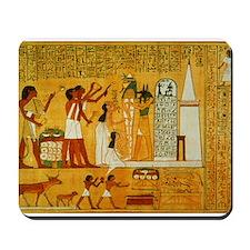 Egyptian Art Mousepad