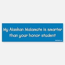 Alaskan Malamute / Honor Student
