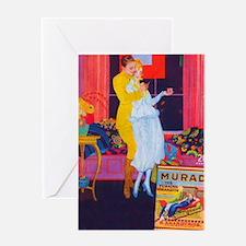 Art Deco Best Seller Greeting Card