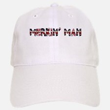 Merkin' Man Baseball Baseball Cap