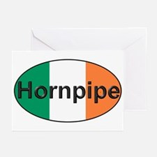 Hornpipe Oval - Greeting Cards (Pk of 20)