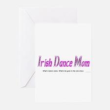 Irish Dance Mom - Greeting Cards (Pk of 20)