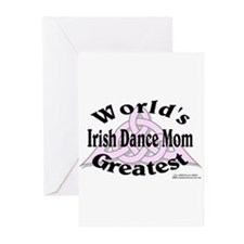 Greatest Mom - Greeting Cards (Pk of 10)
