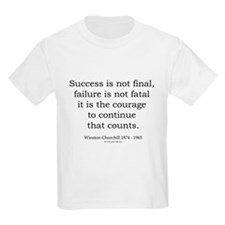 Winston Churchill 31 T-Shirt
