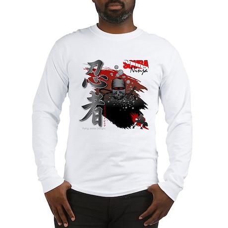 Scuba Ninja Long Sleeve T-Shirt