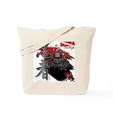 Scuba Ninja Tote Bag