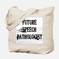 Future Speech Pathologist Tote Bag