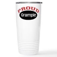 Proud Grampie Travel Mug