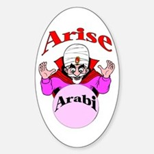 Arise Arabi Oval Decal