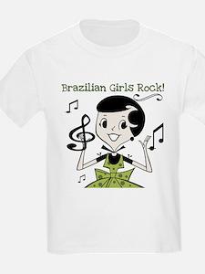 Brazilian Girls Rock T-Shirt