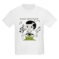 Greek Girls Rock T-Shirt