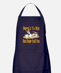 Cheers For Sister Apron (dark)