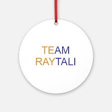 Team Raytali Ornament (Round)