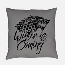 GOT Winter Is Coming Everyday Pillow