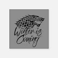 GOT Winter Is Coming Sticker