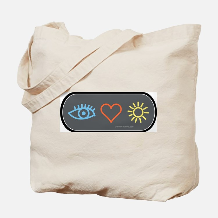 I-Love-Sunshine - Tote Bag