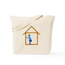 Carpenter Tote Bag