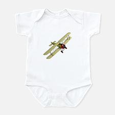 Biplane Infant Bodysuit