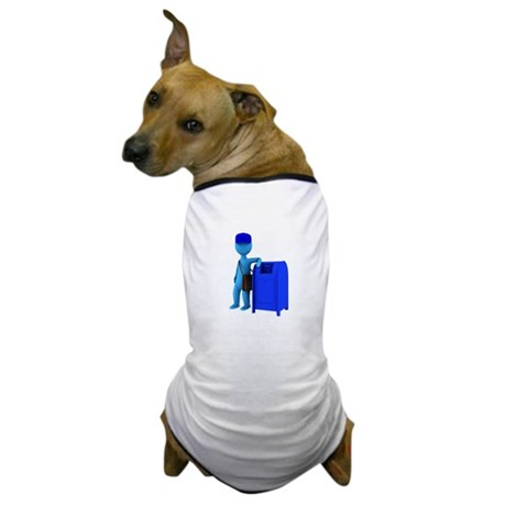 Mail Carriers Dog T-Shirt