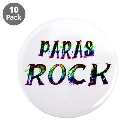 "PARA 3.5"" Button (10 pack)"