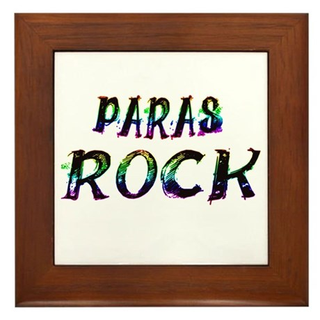 PARA Framed Tile