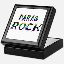PARA Keepsake Box