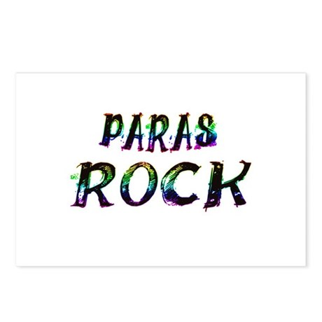 PARA Postcards (Package of 8)
