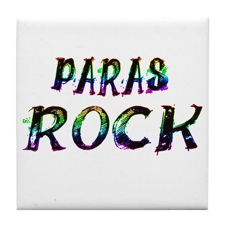 PARA Tile Coaster