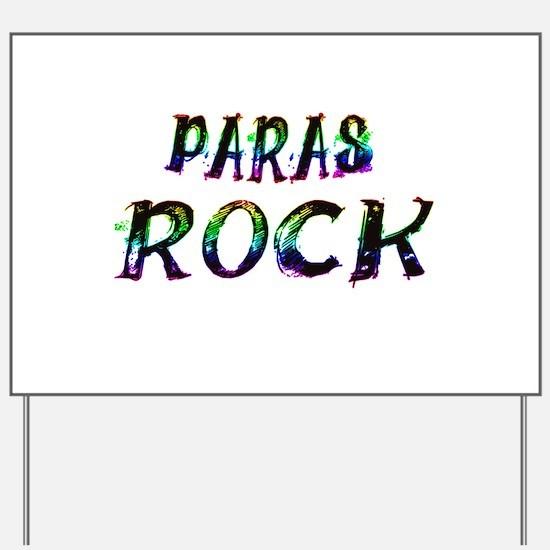 PARA Yard Sign
