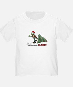 Zombie Christmas T