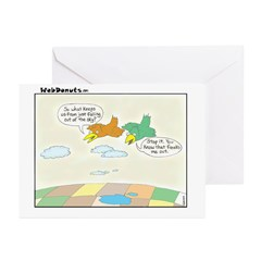 Birds Greeting Cards (Pk of 10)