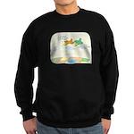 Birds Sweatshirt (dark)