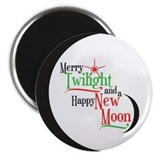 Twilight New Moon Phase Magnet