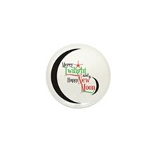 Twilight New Moon Phase Mini Button (10 pack)