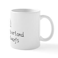 I Heart Netherland Dwarf Rabbits Mug