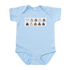 Netherland Dwarf Colors Infant Creeper