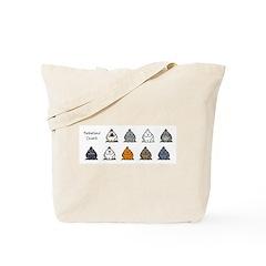 Netherland Dwarf Colors Tote Bag