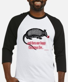 Red Nosed Armadillo Baseball Jersey