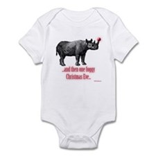 Red Nosed Rhino Onesie