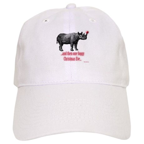 Red Nosed Rhino Cap
