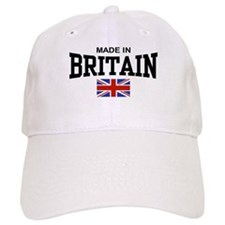 Made In Britain Baseball Cap